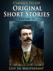 Original Short Stories - Volume 13