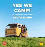 Yes we camp! Deutschland - Cover