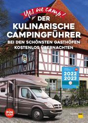 Yes we camp! Der kulinarische Campingführer