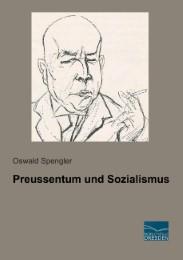 Preussentum und Sozialismus