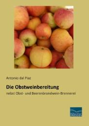 Die Obstweinbereitung