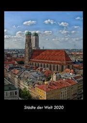 Städte der Welt 2020 Fotokalender DIN A3