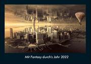 Mit Fantasy durch's Jahr 2022 Fotokalender DIN A4