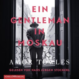Ein Gentleman in Moskau - Cover