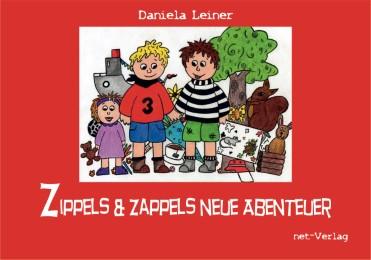 Zippels & Zappels neue Abenteuer