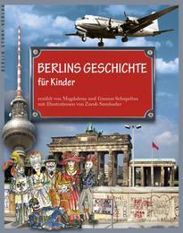 Berlins Geschichte für Kinder - Cover