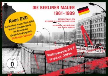 Die Berliner Mauer 1961-1989 - Cover
