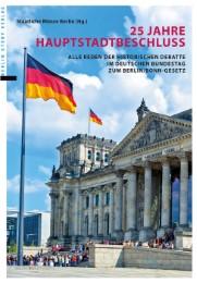 25 Jahre Hauptstadtbeschluss - Cover