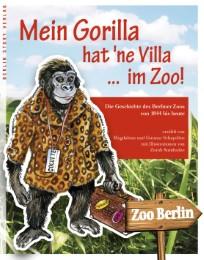 Mein Gorilla hat 'ne Villa...im Zoo!