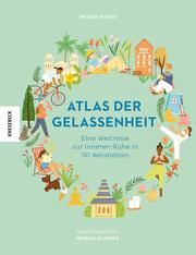 Atlas der Gelassenheit - Cover