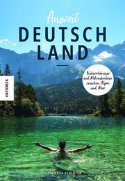 Auszeit Deutschland - Cover
