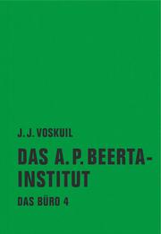 Das A.P.Beerta-Institut
