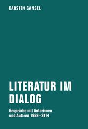 Literatur im Dialog - Cover