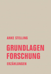 Grundlagenforschung - Cover
