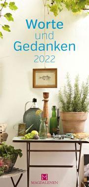 Worte und Gedanken 2022