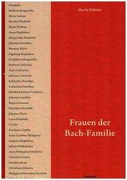 Frauen der Bach-Familie