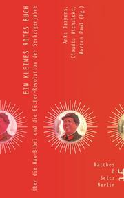 Ein kleines rotes Buch - Cover