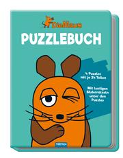 Trötsch Die Maus Puzzlebuch