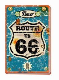 Schülerkalender Route 66 2018/2019