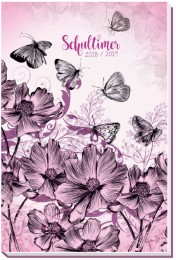 Schülerkalender Flowers 2018/2019
