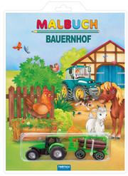 Malbuch 'Bauernhof'