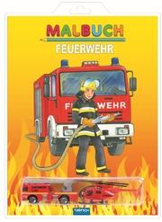 Malbuch Feuerwehr