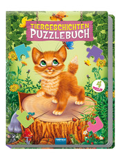 Tiergeschichten Puzzlebuch