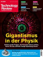 Technology Review 10/20