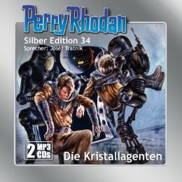 Perry Rhodan Silber Edition 34: Die Kristallagenten