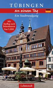 Tübingen an einem Tag - Cover