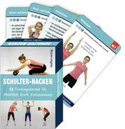 Trainingskarten: Schulter-Nacken