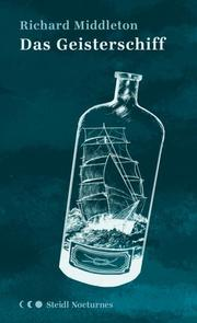 Das Geisterschiff - Cover