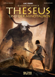 Mythen der Antike: Theseus und der Minotaurus