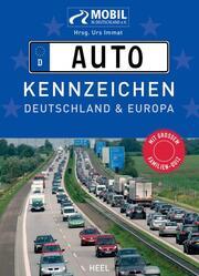AvD: Auto-Kennzeichen - Deutschland & Europa