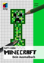 Let's color MINECRAFT