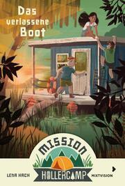 Mission Hollercamp - Das verlassene Boot - Cover