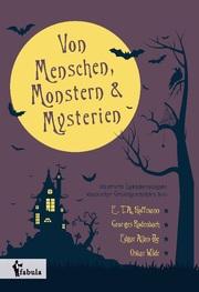 Von Menschen, Monstern und Mysterien - Cover