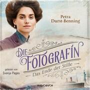 Die Fotografin - Das Ende der Stille (ungekürzt) - Cover