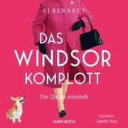 Das Windsor-Komplott - Cover