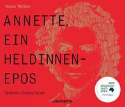 Annette, ein Heldinnenepos - Cover