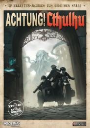 Achtung! Cthulhu - Spielleiterhandbuch zum geheimen Krieg