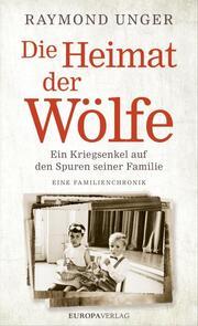 Die Heimat der Wölfe - Cover