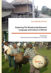 Exploring The Relationship Between Language and Culture in Dhimal - Cover