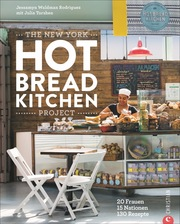 The New York Hot Bread Kitchen Project - Cover
