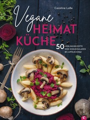 Vegane Heimatküche - Cover
