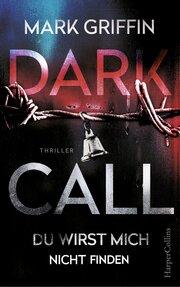 Dark Call - Du wirst mich nicht finden - Cover