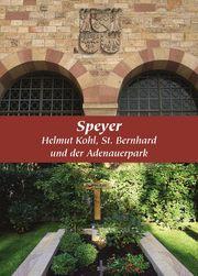 Speyer, Helmut Kohl, St. Bernhard und der Adenauerpark