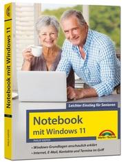 Notebook mit Windows 11
