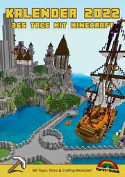 365 Tage mit Minecraft inklusive Tipp - Kalender 2022