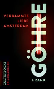 Verdammte Liebe Amsterdam - Cover